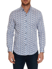 TAILORED FIT TILLER SPORT SHIRT