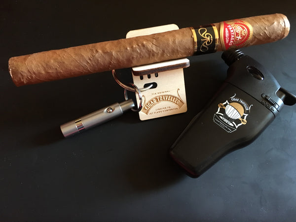 Travel Cigar Stand