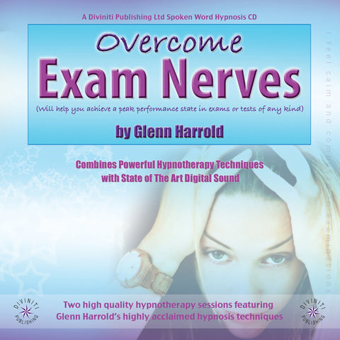 Overcome Exam Nerves MP3 Download