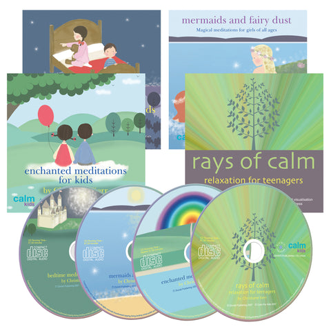 12 Children's Meditation CDs