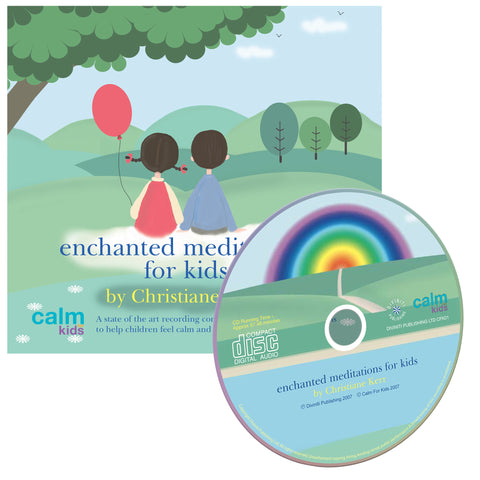Enchanted Meditations for Kids - CD