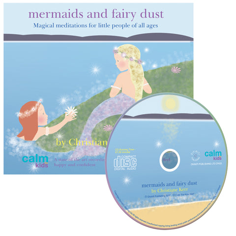 Mermaids and Fairy Dust - CD