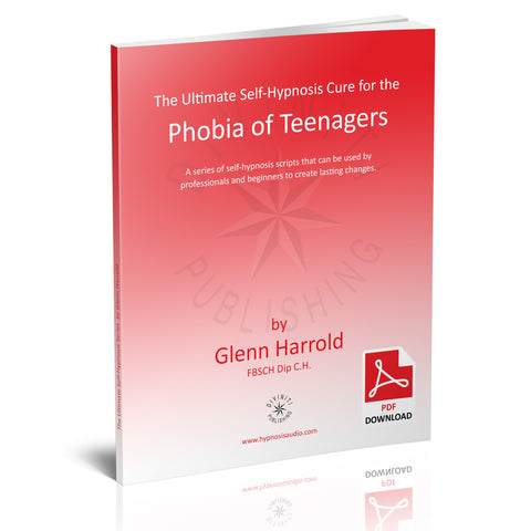 Self-Hypnosis Cure for the Phobia of Teenagers (Ephebiphobia) - eBook