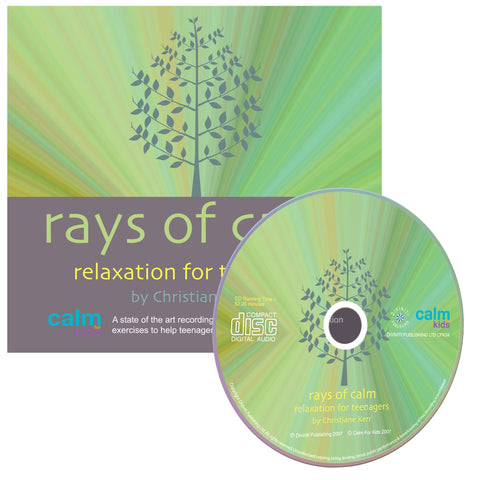 Rays of Calm - CD