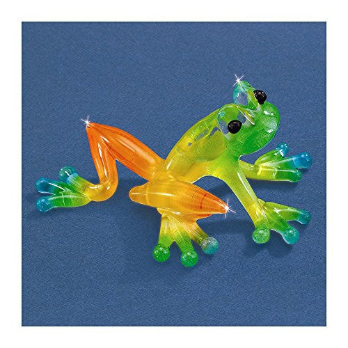 Frog Glass Figurine - shopvistar