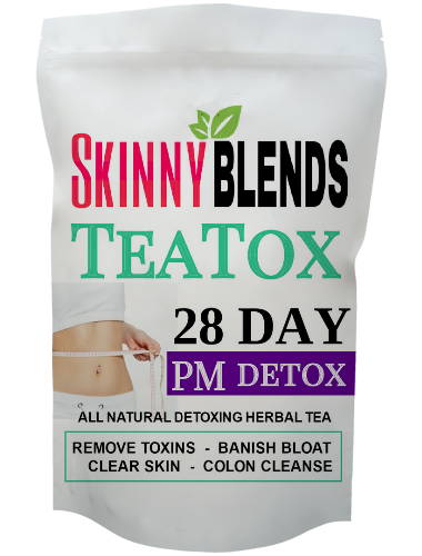 Skinny Blends 28 Day Cleanse Tea
