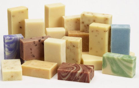 Organic Soap (Several Scents & Skin Types)