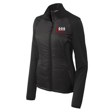 MTA Hybrid Soft Shell Jacket- Ladies & Men's, 2 Colors
