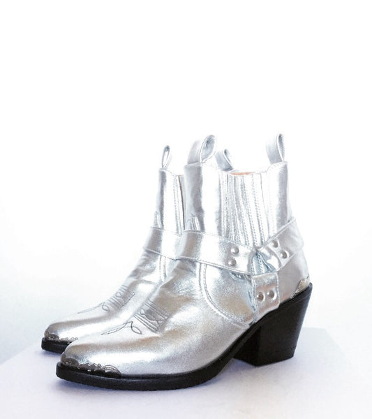 Wandering Lover Boot: Metallic Madness (PRE-ORDER)