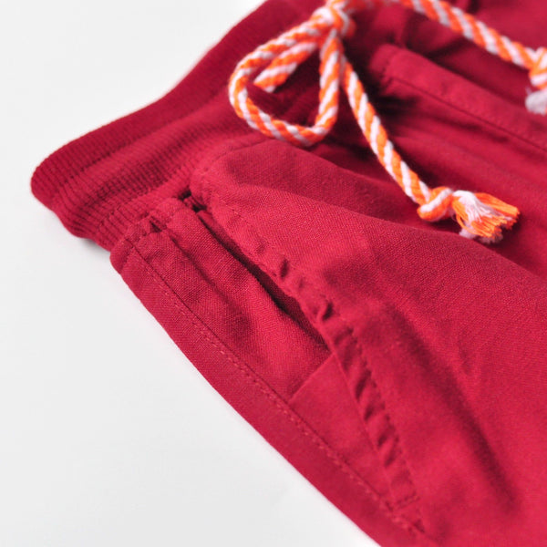 The KITA Easy Pants - Ruby Red