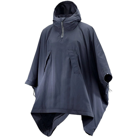 Katusha Womens INSULATED Cape - Salute