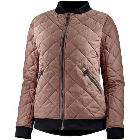 Katusha Womens INSULATED Cycling Jacket - Woodrose
