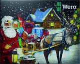 WERA ADVENT CALENDAR KIT 2016 - BIT HOLDER AND SCREWDRIVER SET