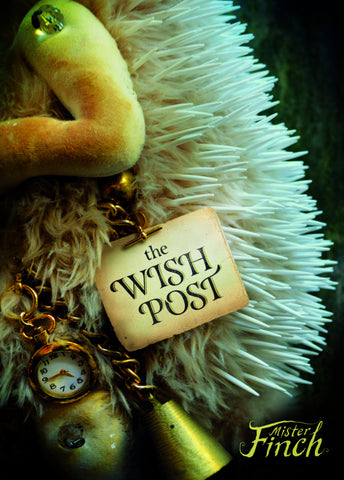 The Wish Post Book by Mister Finch