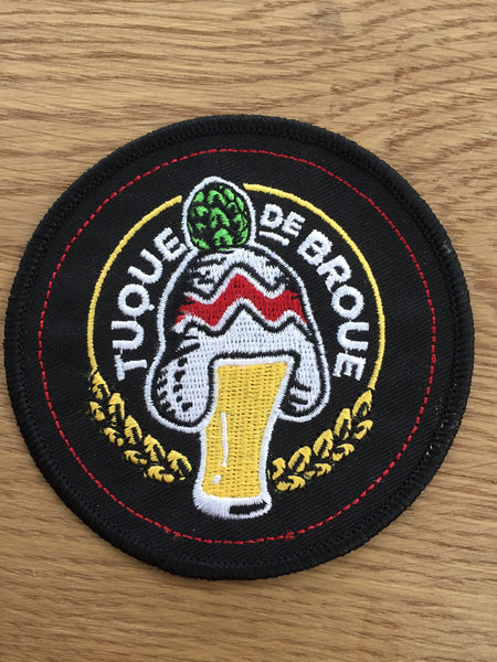 Écusson | Patch - Brasserie Tuque de Broue Brewery Inc. - 1