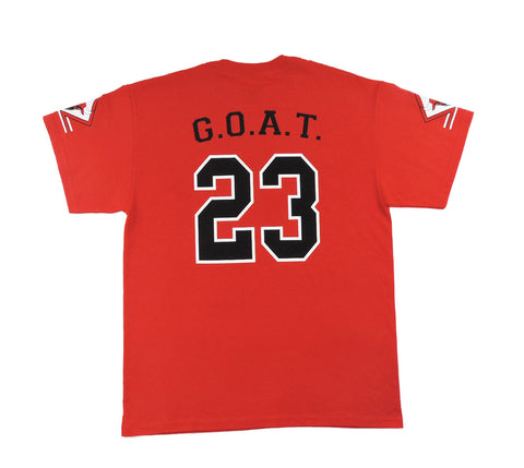 Bully Goat Tee - Red