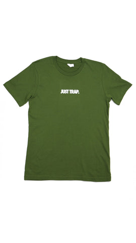 Just Trap Tee - Olive