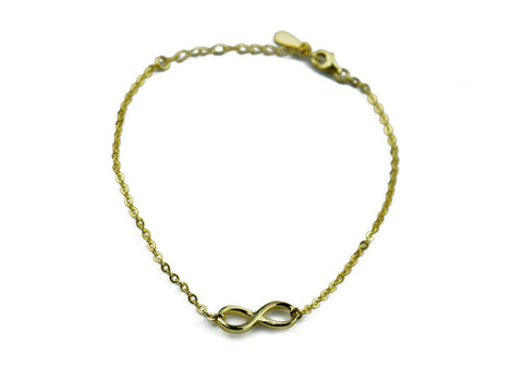 """Luciana"", Light Bracelet in Yellow Gold"