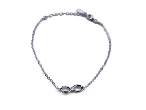 """Luciana"", Light Bracelet in White Gold"