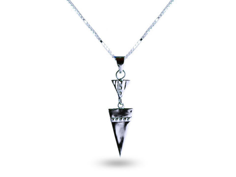 """Anippe"", Necklace White Gold"
