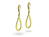 """Destinee"", The Shining Star Earrings Yellow Gold"