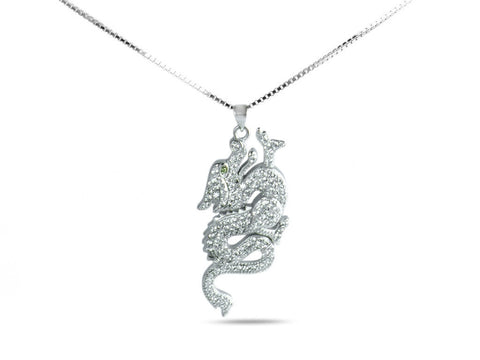 """Dragon"",The Power Necklace"