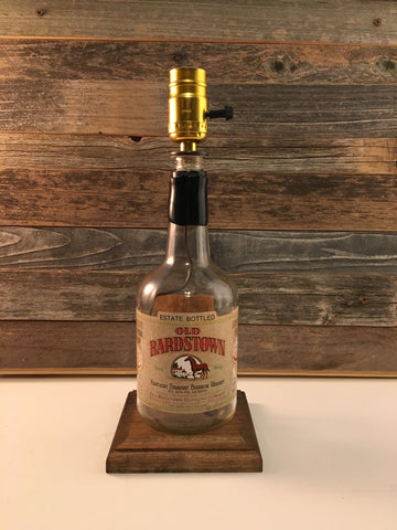 Old Bardstown Bourbon Lamp