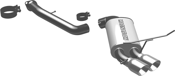 BMW E82 Magnaflow Touring Series Cat-Back Exhaust System