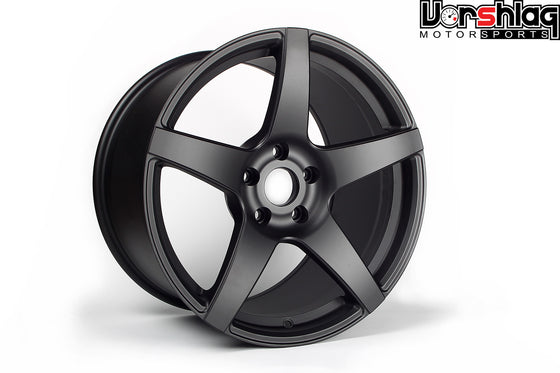 18x11 set of Forgestar CF5, S197 Mustang