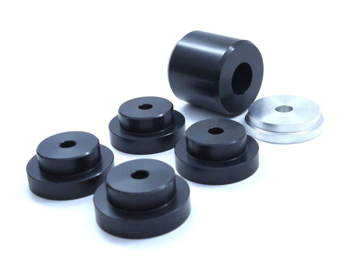 SPL Parts PRO Aluminum Differential Mounting Bushings 370Z/G37