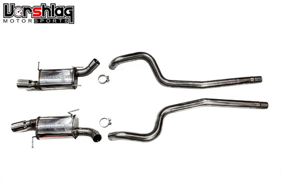 2013 & 2014 Mustang GT Magnaflow Street Series Cat-Back Exhaust System
