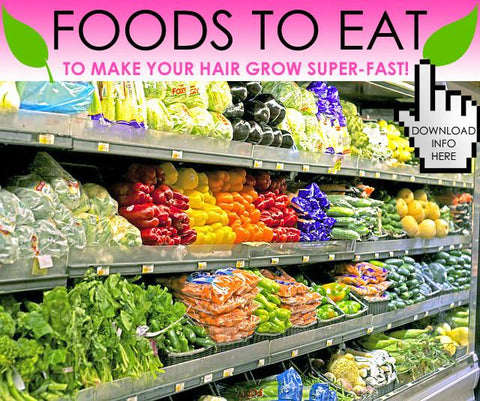 DOWNLOAD Foods To Eat For Hair Growth - Download: Fast Hair Growth Amazing Foods To Eat