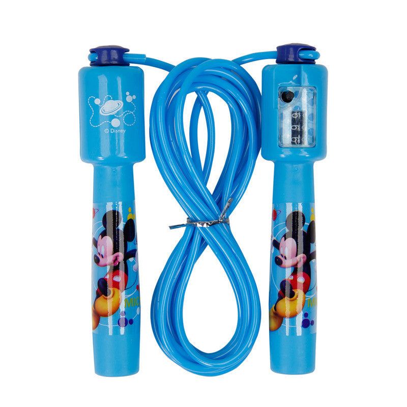 Disney Mickey Countable Jump Rope - Blue
