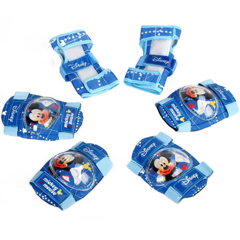 Mickey Skate Protection Set _ Blue