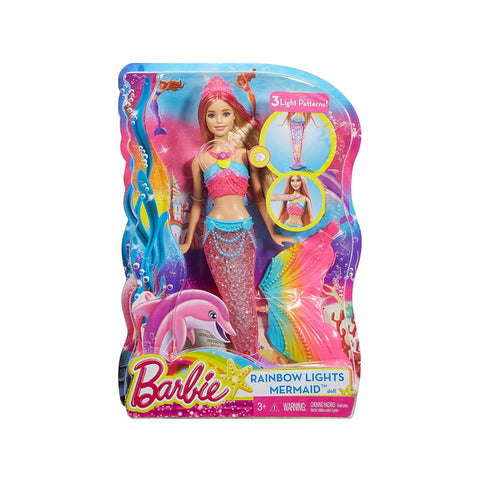 Barbie Rainbow Lights Mermaid