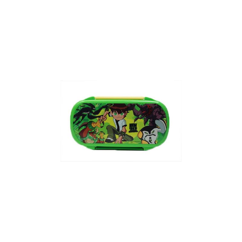 Cartoon Network Ben 10 Lunch Box 2 Containers Lunch Box