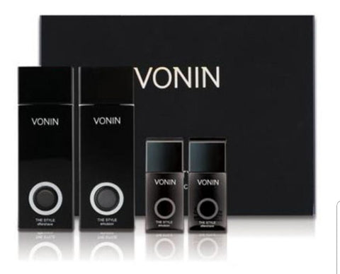 [Vonin] The Style Men's Skin Care 2 in 1Set / 보닌 더 스타일 남성 2종 세트