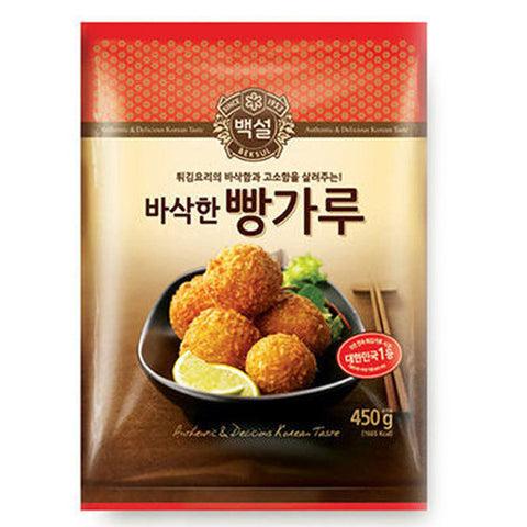 Beksul Bread Crumbs/백설 빵가루 (450g)