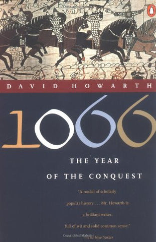 1066: The Year of the Conquest [Paperback] by Howarth, David