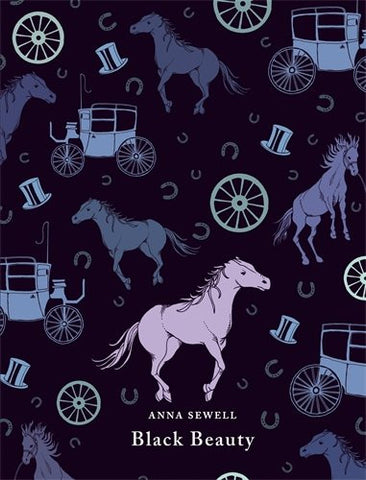Black Beauty (Puffin Classics) [Hardcover] by Sewell, Anna; Terrazzini, Danie...