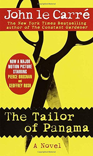The Tailor of Panama [Mass Market Paperback] by Le Carre, John