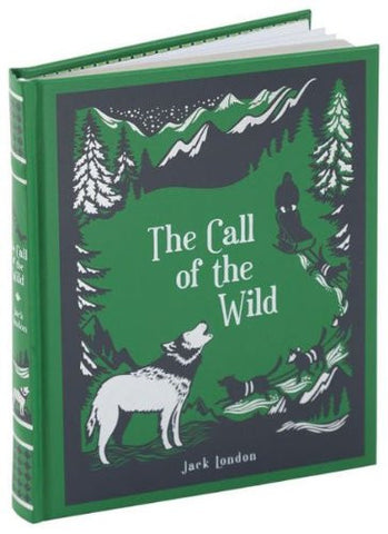 The Call of the Wild (Leatherbound Children's Classics) [Hardcover] by London...
