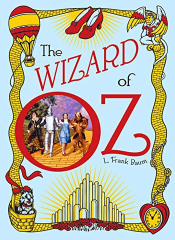 The Wizard of Oz (Barnes & Noble Leatherbound Children's Classics) by Baum, L...
