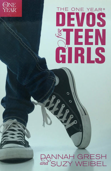 The One Year Devos for Teen Girls by    Gresh, Dannah and Weibel, Susan