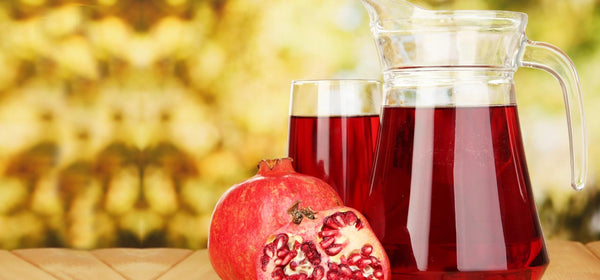 The Wonder Juice : Pomegranate Juice