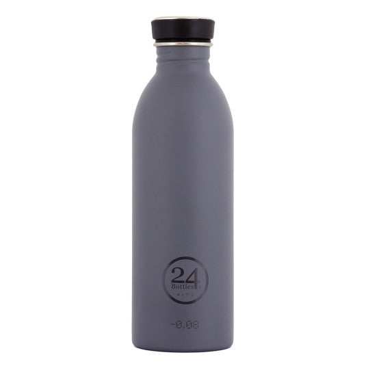 24 Bottles 500ml - Formal Grey - Born Store