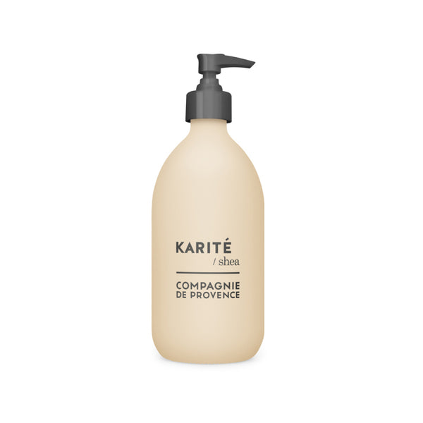 Compagnie De Provence Liquid Soap - Karite 495ml