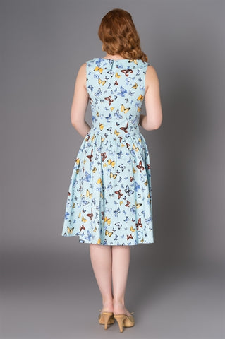 Macy Butterfly Dress by Sheen Clothing