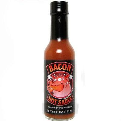 Sauce Crafters BACON Hot Sauce