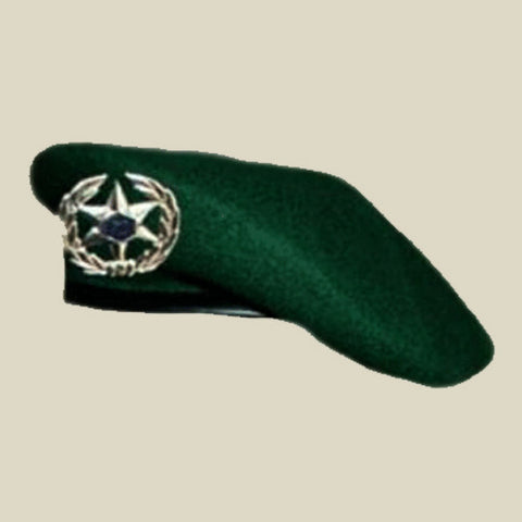 Israel Military Products Border Police Beret